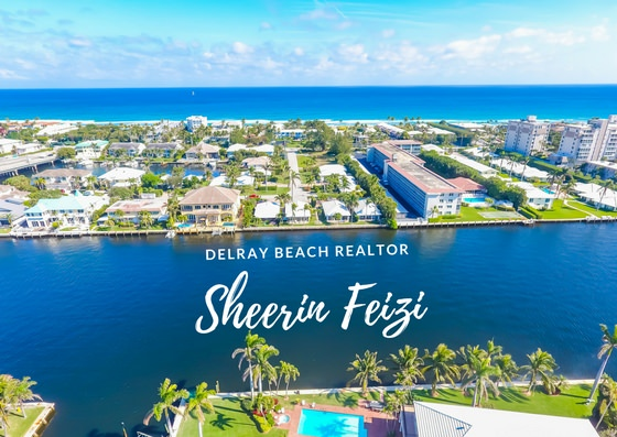 DELRAY BEACH REALTOR Sheerin Feizi